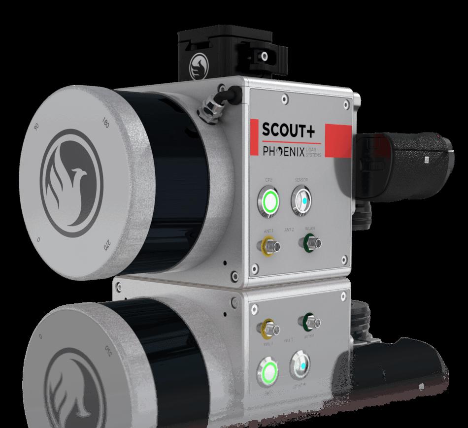 Phoenix LiDAR Systems: Lidar Solutions