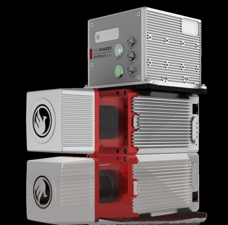 Phoenix LiDAR Systems: miniRANGER