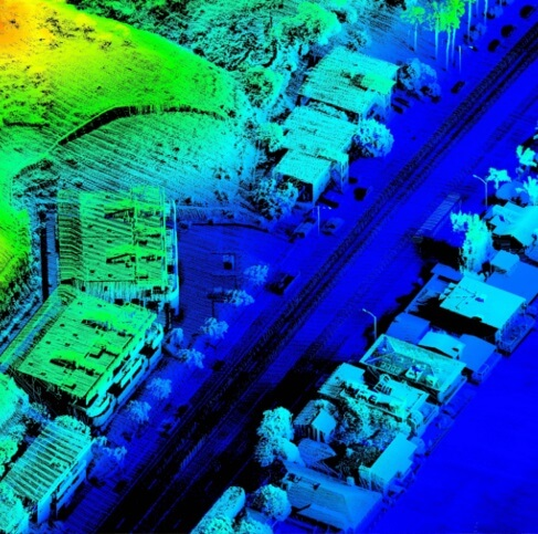 street-point-cloud